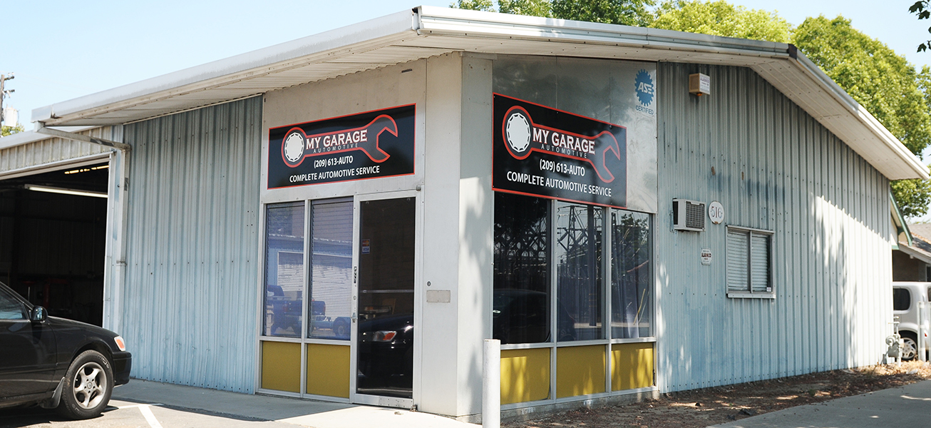 photo of My Garage Auto's repair shop located in Modesto, CA 95350